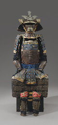 A Sendai-Style Suit of Armor