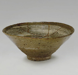 A Punch'ong Stoneware Bowl