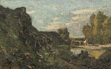 Paysage de Morvan