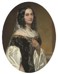 Frau Wilhelmine Giessl