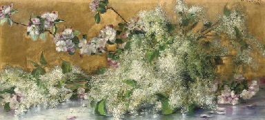 Elderflower and other summer b