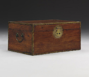 A HUANGHUALI STORAGE CHEST, YI