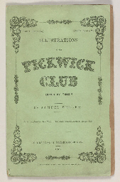 [PICKWICK PAPERS]. -- [ONWHYN,