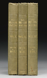 DICKENS, Charles, editor. The