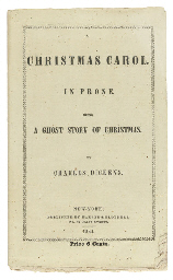 DICKENS, Charles. A Christmas