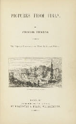 DICKENS, Charles. Pictures fro