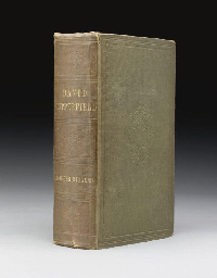DICKENS, Charles. David Copper