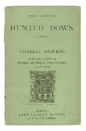 DICKENS, Charles. Hunted Down: