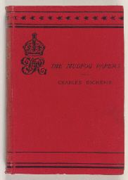 DICKENS, Charles. The  Mudfog