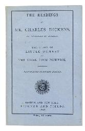 DICKENS, Charles, Readings. --