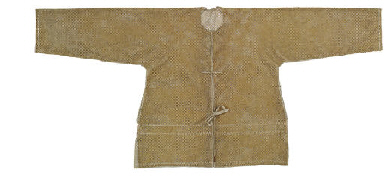 A FINE BAMBOO MAN'S JACKET