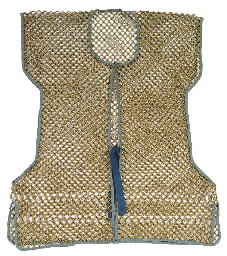 A BAMBOO MAN'S VEST