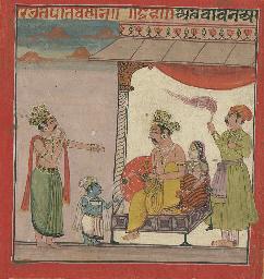 India, Bikaner, 17th century