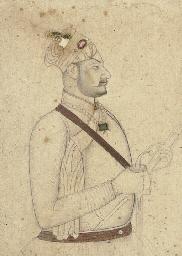 Siyah Kalam Portrait of a Prin