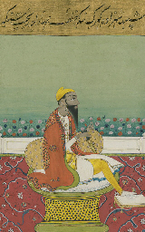 A rare portrait of Prince Khar