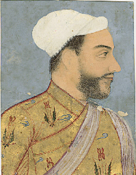 Portrait of Muhammad Adil Shah