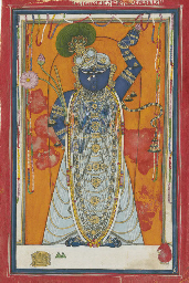 India, Nathdwara, early 19th c