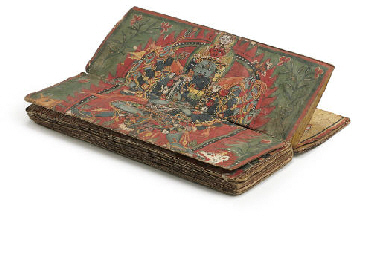 A Buddhist manuscript