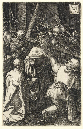 Christ carrying the Cross, fro