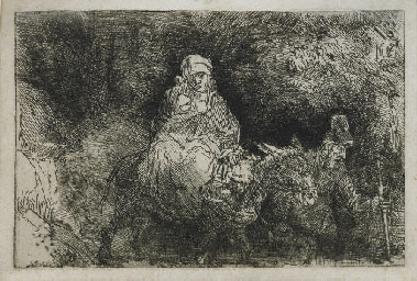 Flight to Egypt: Crossing a Br