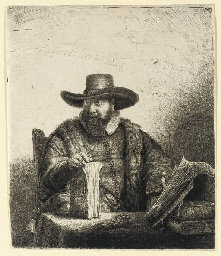 Cornelis Claesz. Anslo, Preach