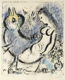 La Nymphe Bleue (M. 379)