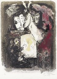Le Rêve du Peintre (M. 489)
