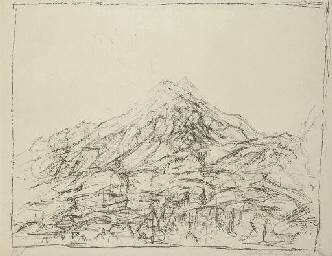 Montagne à Maloja (Lust 28)