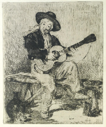 Le Chanteur Espagnol (Le Guita