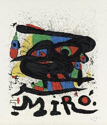 Miró Sculptures (M. 755)
