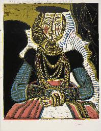 Buste de Femme d'aprés Cranach