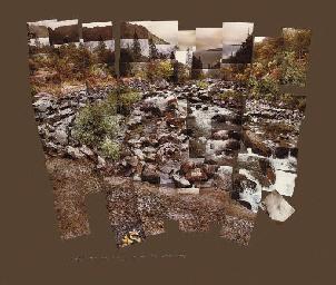 The Merced River, Yosemite Val