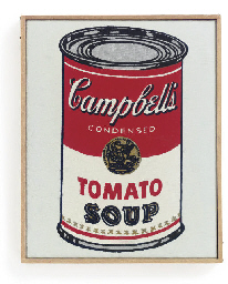 Andy Warhol (Tomato Soup Can),