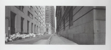Untitled # 2 (Wall Street)