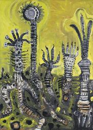 Cactus Ghosts