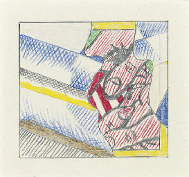 Untitled (Drawing for Reflecti