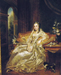 Portrait of Comtesse d'Egmont