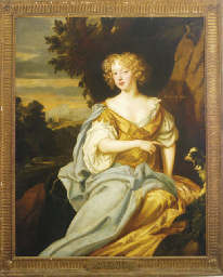Portrait of a Lady, believed t