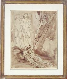 Guardian Angels defending Adam