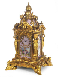 A GILT-METAL MOUNTED SÈVRES ST