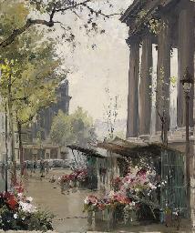 Marché aux fleurs, Place de la