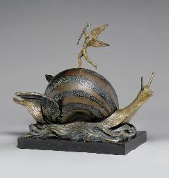 L'escargot et l'ange
