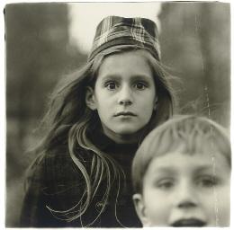 Girl in a watch cap, N.Y.C. 19