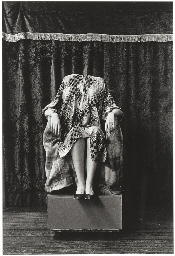 Headless woman, N.Y.C. 1961