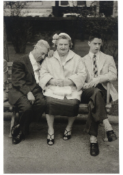 Family at Easter, N.Y.C. 1956