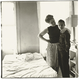 Two friends at home, N.Y.C. 19