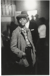 Boy in a cap, N.Y.C. 1960