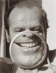 Jack Nicholson, Los Angeles, 1