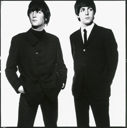 Lennon and McCartney, January