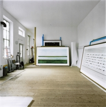 Photostudio (Gursky) from the series Masters of the Real, 2000